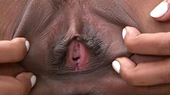 Розовая дырка